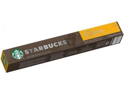 Starbucks Blonde Espresso Nespresso 10ks