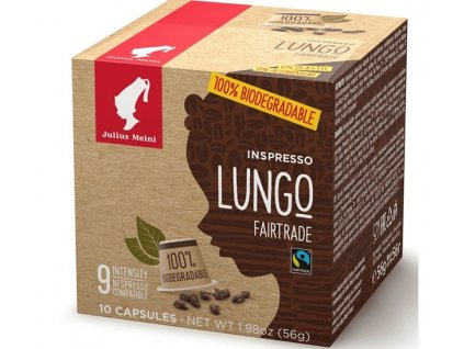 Julius Meinl  Lungo Fairtrade (10x 5.6g)
