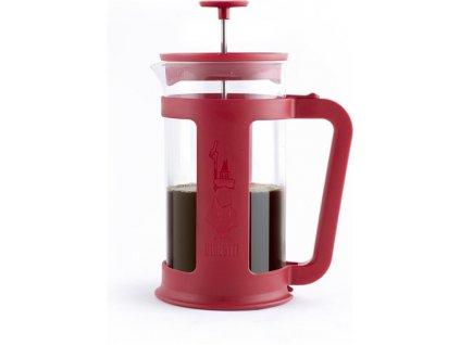 BIALETTI COFFEE PRESS SMART 350 ML. RED