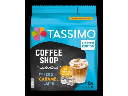 Tassimo Jacobs Latte Iced Caramel 268g