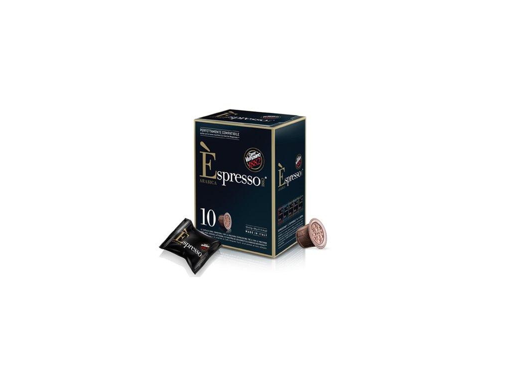 kapsle espresso vergnano arabica