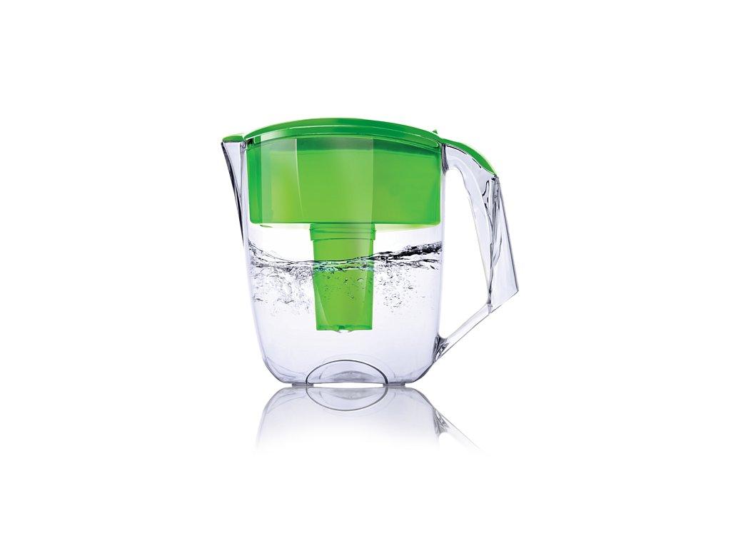 bazar filtracni konvice maxima solo 5 l zelena