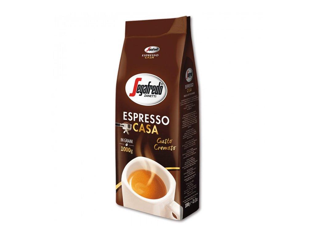 zrnkova kava segafredo espresso casa 1 kg original