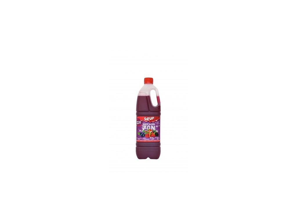 zon sirup lesni smes 1 litr