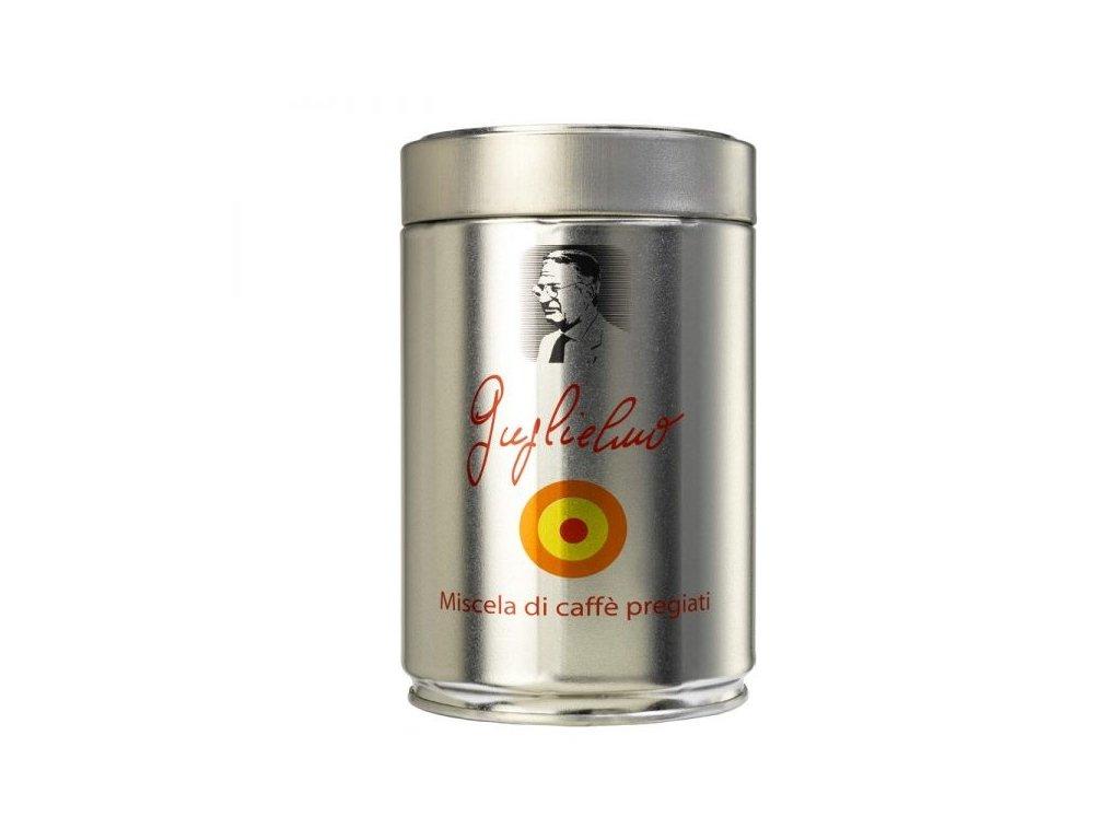 guglielmo espresso classico mleta kava v plechove doze 125g