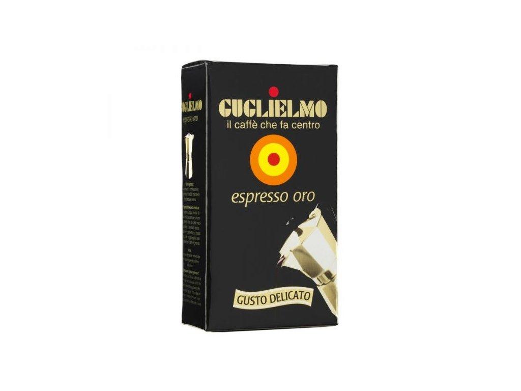 guglielmo bar 5 stelle espresso mleta kava 250g (10)