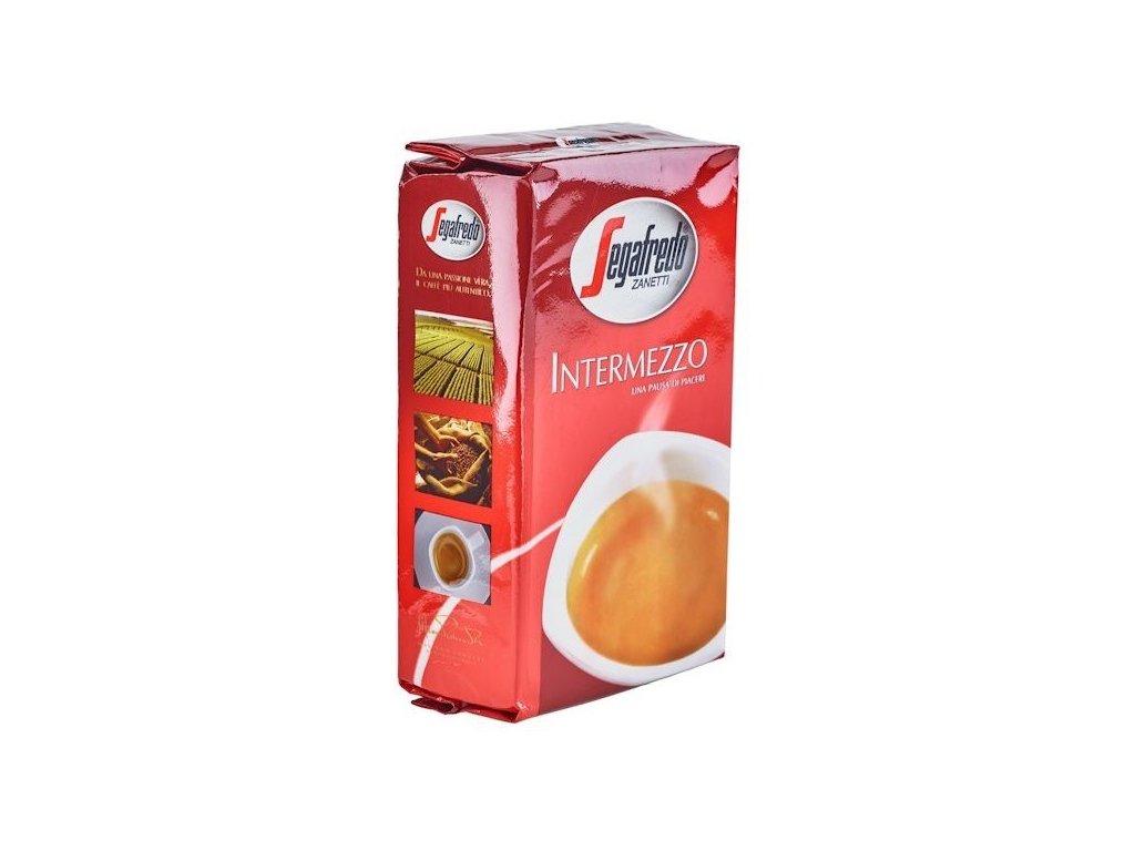 segafredo intermezzo mleta kava 250g