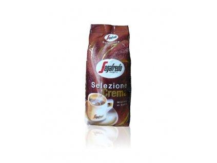 segafredo selezione crema zrnkova kava 1kg