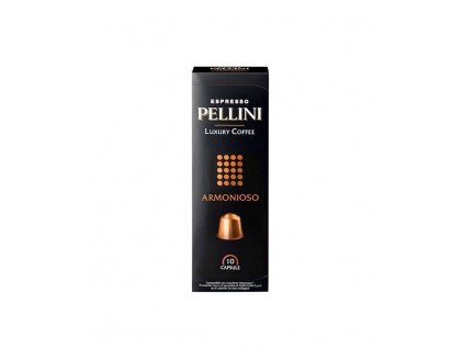 pellini armonioso kapsle kompatibilni s kavovary nespresso 10ks