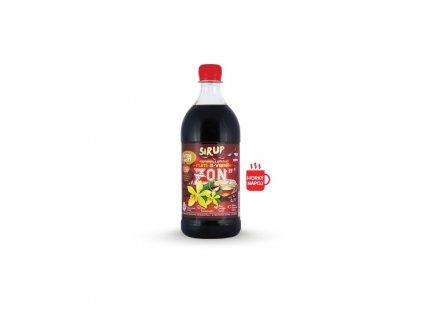 zon sirup espresso extra 07 l