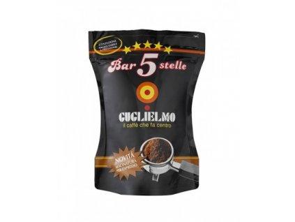 guglielmo bar 5 stelle espresso mleta kava 250g