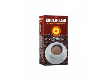 guglielmo caffeteria mleta kava 250g