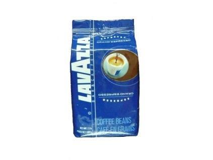 lavazza grand espresso 1 kg zrnkova kava original