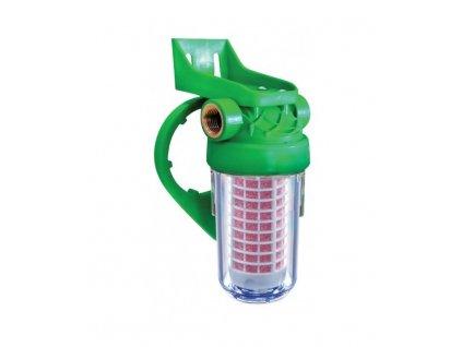 zmekcovaci filtr proti vodnimu kameni pro bojlery kotle a prutokove ohrivace vody bezfosfatovy