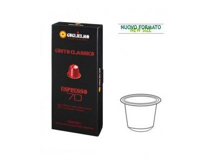 guglielmo bar 5 stelle espresso mleta kava 250g (15)