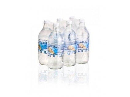 aqua anna kojenecka voda 6 x 07l sklo