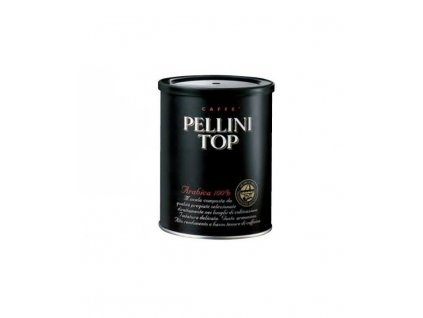 pellini top 100 arabica mleta kava v plechove doze 250g