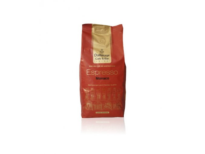 dallmayr espresso monaco zrnkova kava 1kg