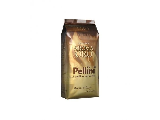 pellini aroma oro zrnkova kava 1kg