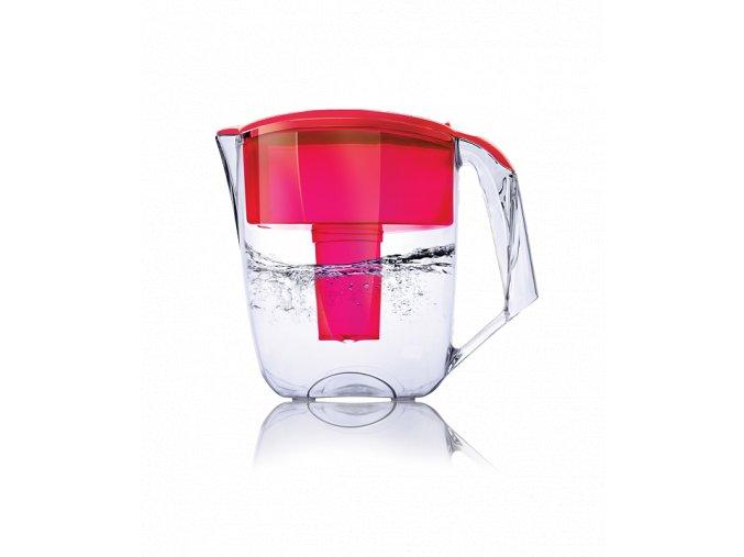 bazar filtracni konvice maxima solo 5 l cervena