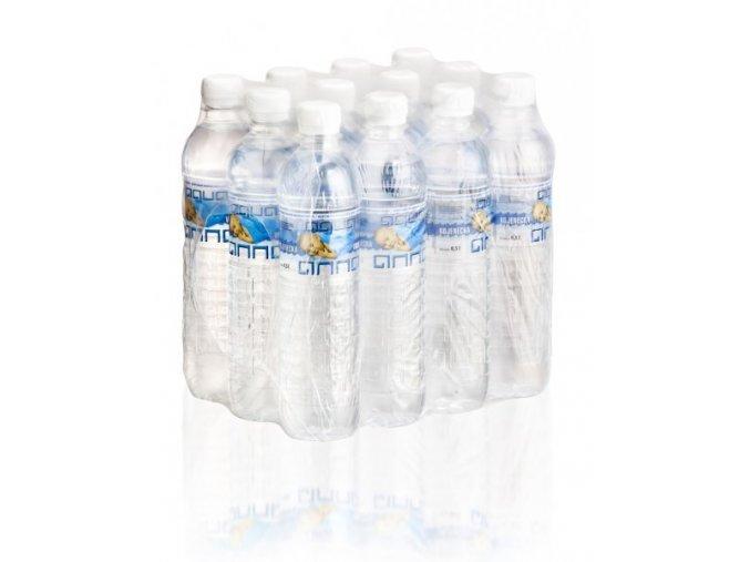 AQUA ANNA perlivá pramenitá voda 12 x 0,5l - OSOBNÍ ODBĚR pro držitele Rodinných pasů