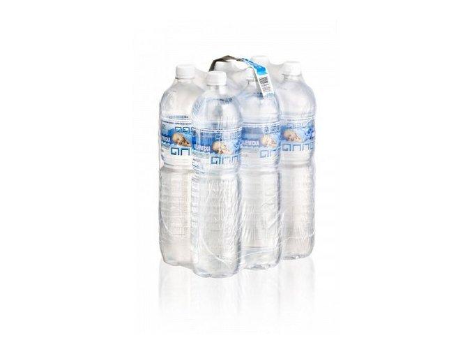 AQUA ANNA kojenecká voda 6 x 1,5l - OSOBNÍ ODBĚR pro držitele Rodinných pasů