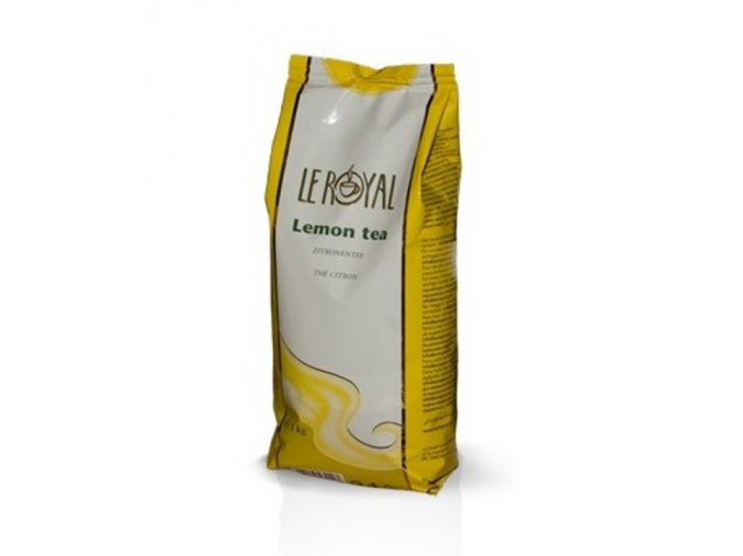 instantni citronovy caj le royal lemon tea 1kg