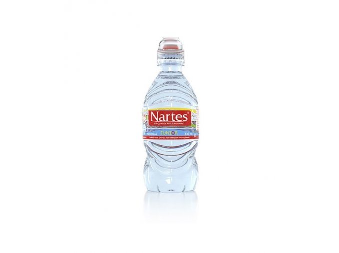 nartes junior pramenita voda 8 x 330ml