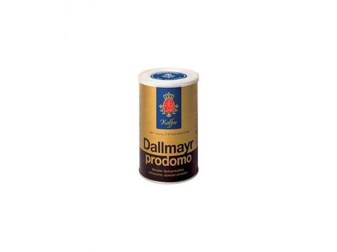 dallmayr prodomo mleta kava v darkove doze 250g