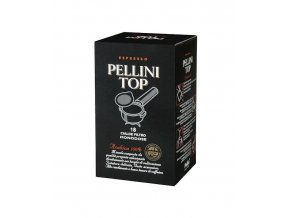 pellini top arabica 100 pods 44mm 18 x 7g