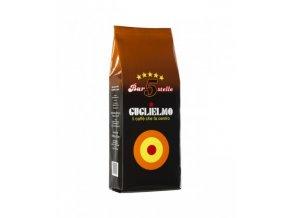 guglielmo bar 5 stelle 100 arabica zrnkova kava 1 kg