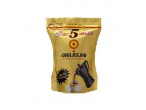 guglielmo bar 5 stelle espresso mleta kava 250g (5)
