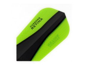 126561 letky retina slim green black