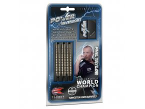 phil taylor silver