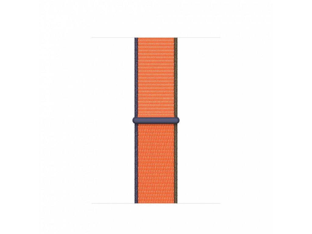 Apple Watch 40mm Band: Kumquat Sport Loop (DEMO) (Seasonal Fall 2020)
