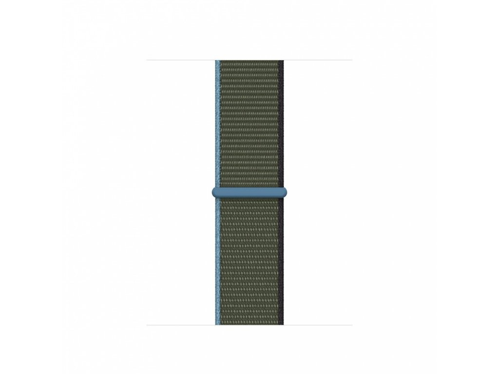 Apple Watch 40mm Band: Inverness Green Sport Loop (DEMO) (Seasonal Fall 2020)
