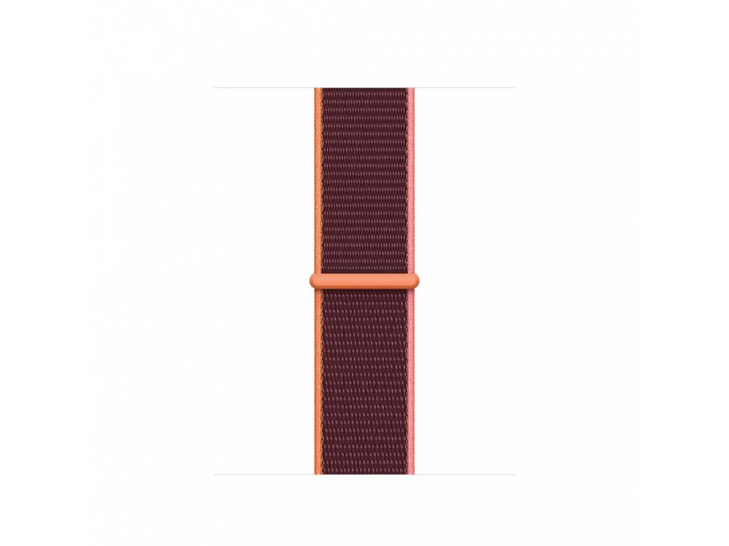Apple Watch 40mm Band: Plum Sport Loop (DEMO) (Seasonal Fall 2020)
