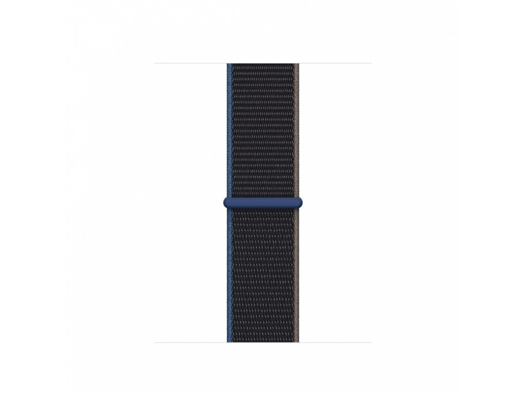 Apple Watch 40mm Band: Charcoal Sport Loop (DEMO) (Seasonal Fall 2020)