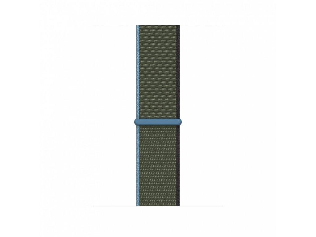 Apple Watch 44mm Band: Inverness Green Sport Loop (DEMO) (Seasonal Fall 2020)