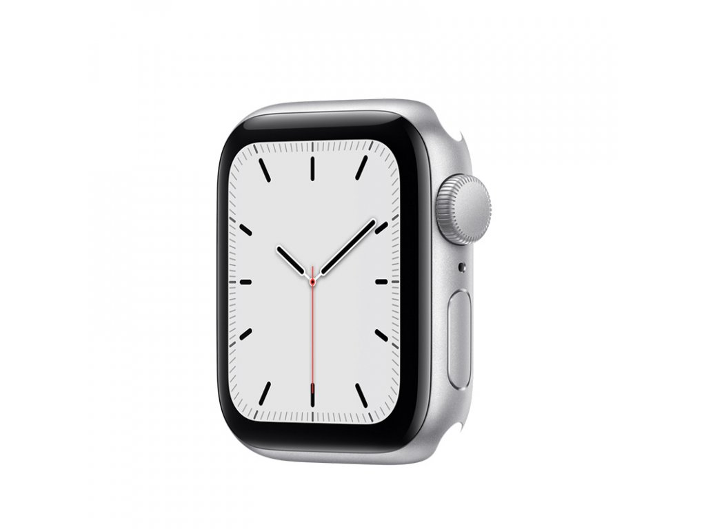 Apple Watch SE GPS, 40mm Silver Aluminium Case Only (DEMO)