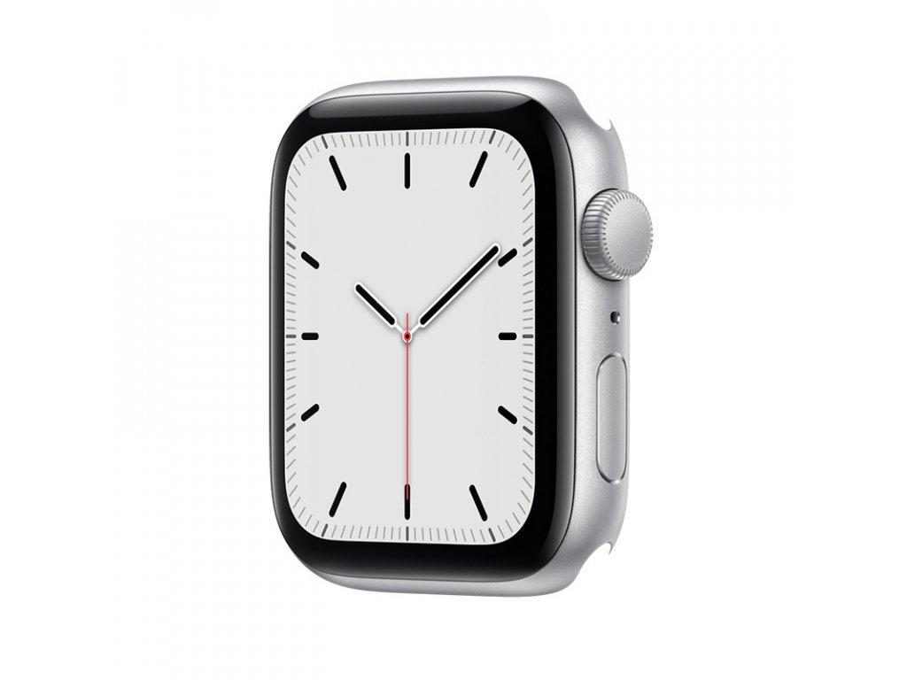 Apple Watch SE GPS, 44mm Silver Aluminium Case Only (DEMO)