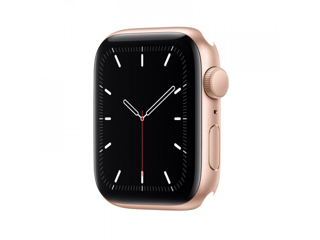 Apple Watch SE GPS, 44mm Gold Aluminium Case Only (DEMO)