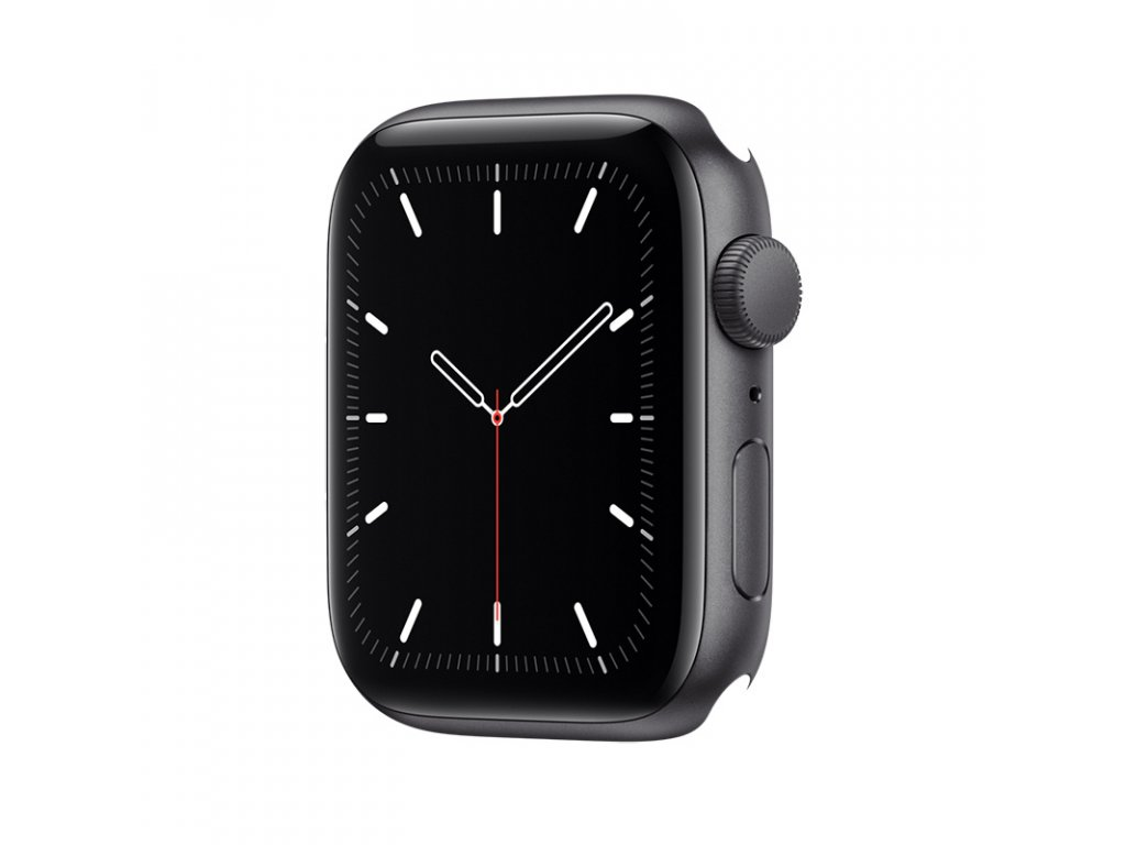 Apple Watch SE GPS, 44mm Space Gray Aluminium Case Only (DEMO)