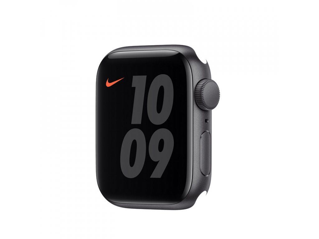Apple Watch Nike SE GPS, 40mm Space Gray Aluminium Case Only (DEMO)