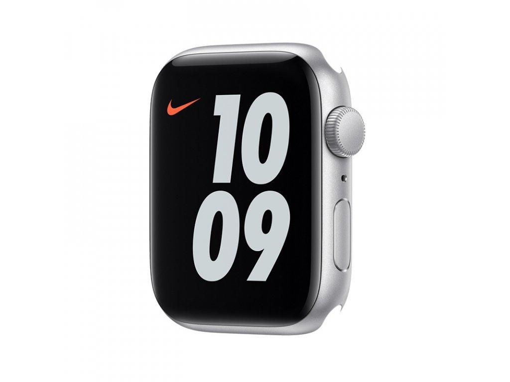 Apple Watch Nike SE GPS, 44mm Silver Aluminium Case Only (DEMO)