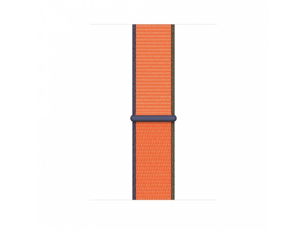 Apple Watch 44mm Band: Kumquat Sport Loop (Seasonal Fall 2020)