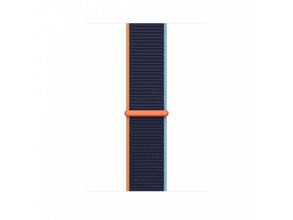 Apple Watch 44mm Band: Deep Navy Sport Loop (Seasonal Fall 2020)