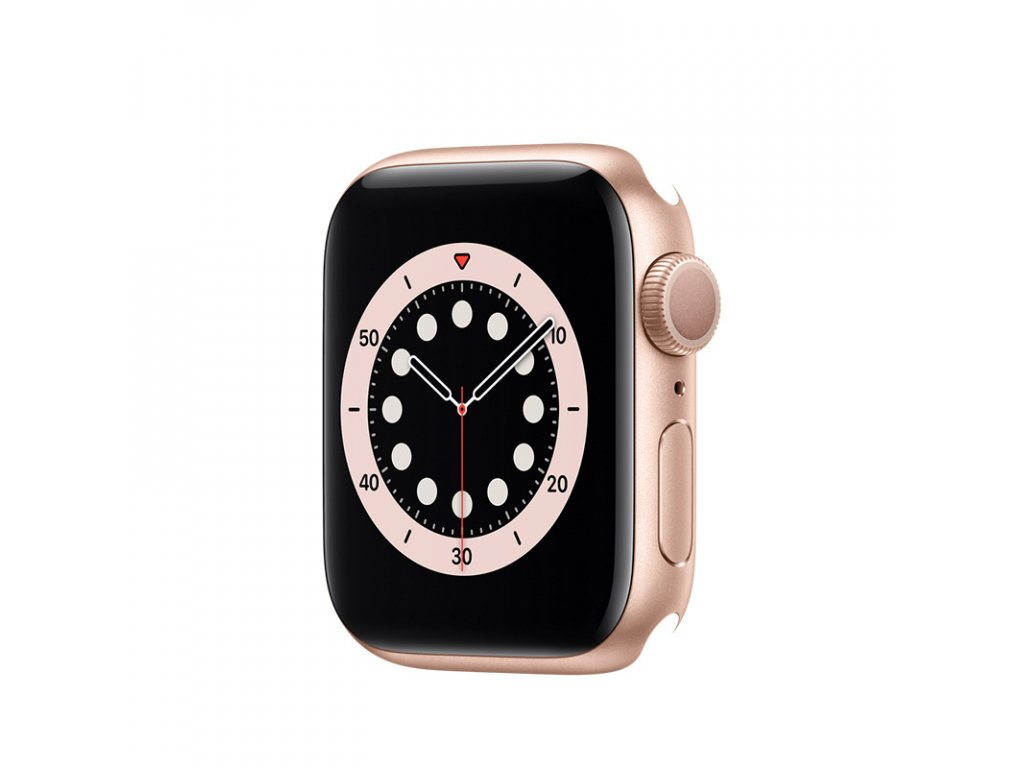 Apple Watch S6 GPS, 40mm Gold Aluminium Case Only (DEMO)