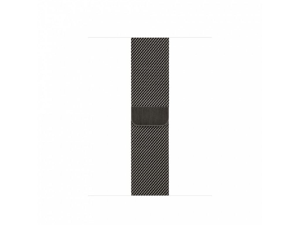 Apple Watch 40mm Band: Graphite Milanese Loop
