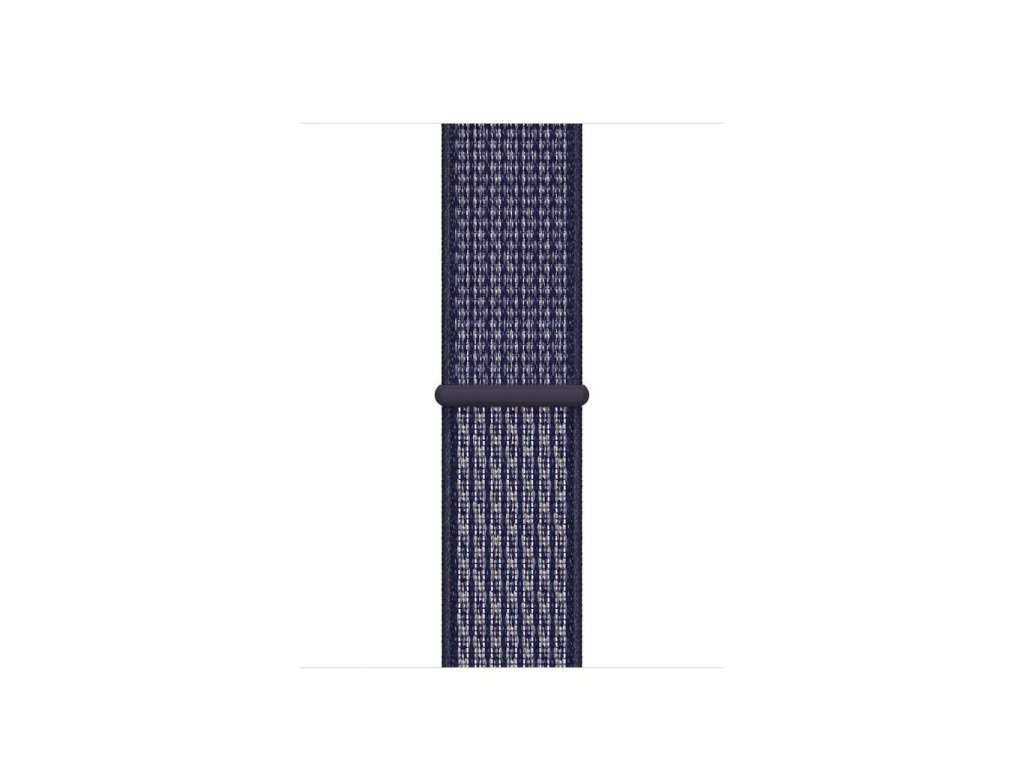 Apple Watch 40mm Nike Band: Purple Pulse Nike Sport Loop (DEMO) (Seasonal Fall 2020)